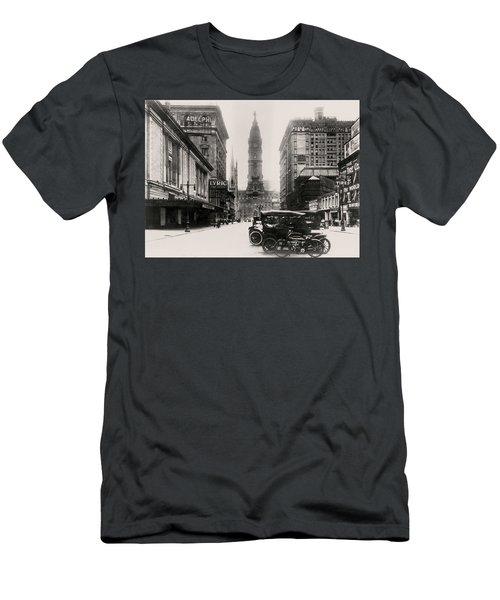 Lyric Theatre Men's T-Shirt (Athletic Fit)