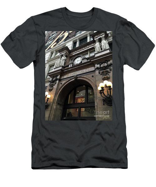 Macys Herald Square Nyc Men's T-Shirt (Athletic Fit)