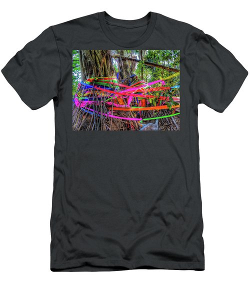 Magical Island Men's T-Shirt (Athletic Fit)