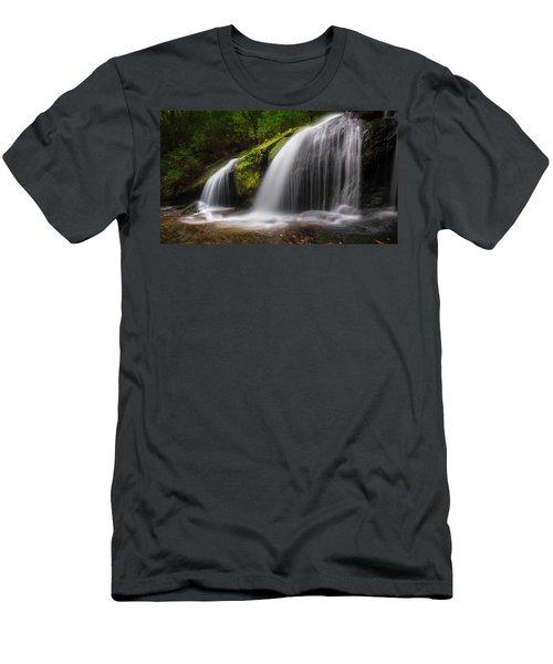 Magical Falls Men's T-Shirt (Athletic Fit)