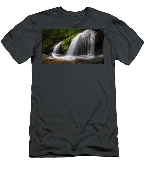 Magical Falls Men's T-Shirt (Athletic Fit)