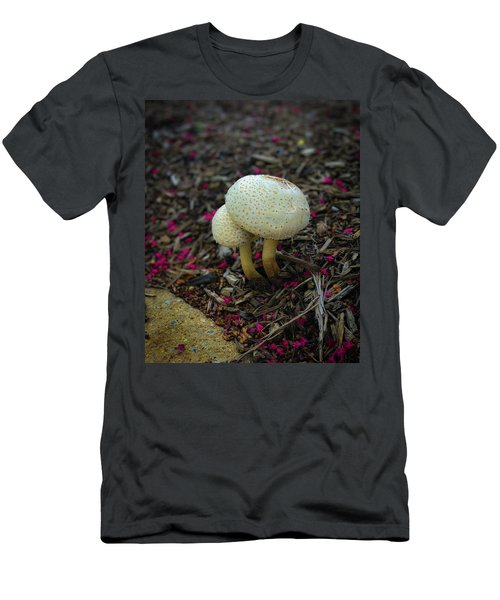 Magical Mushrooms Men's T-Shirt (Athletic Fit)