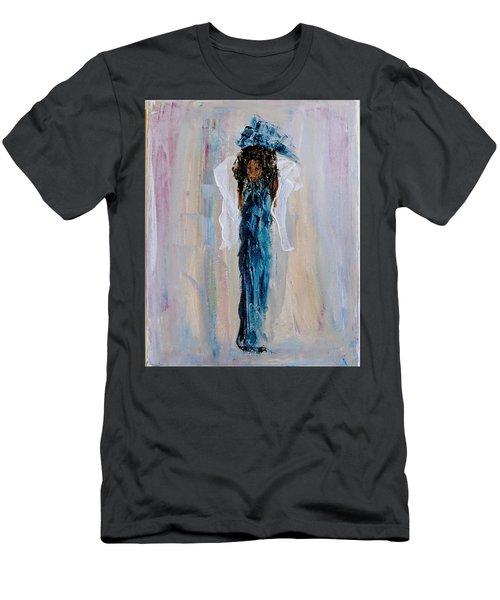 Magnificent Angel Men's T-Shirt (Athletic Fit)