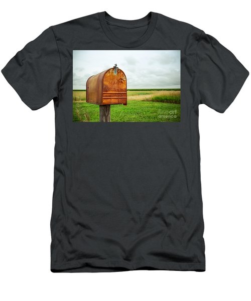 Mailbox  Men's T-Shirt (Athletic Fit)