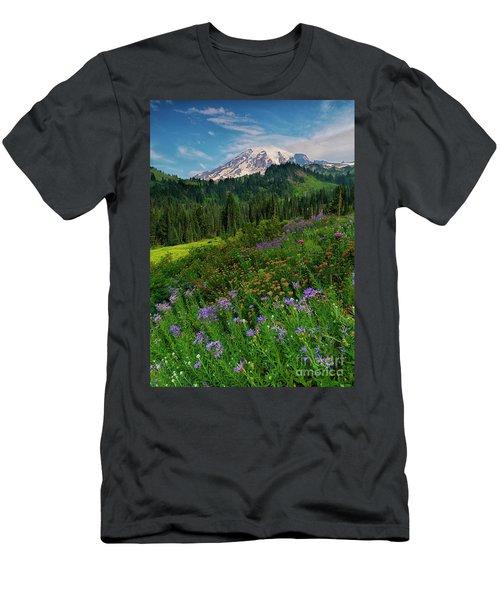 Majestic Color Men's T-Shirt (Athletic Fit)