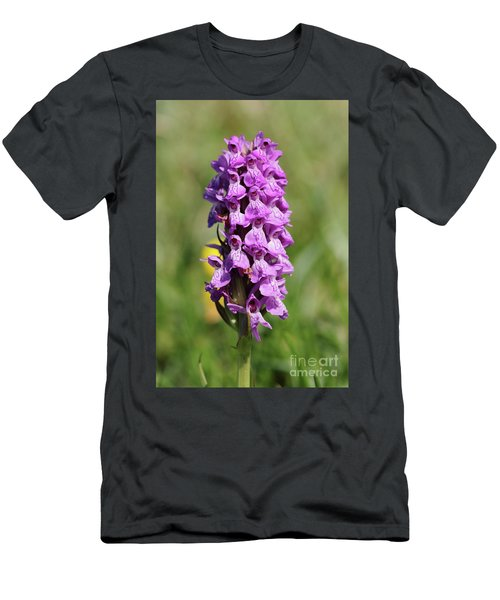Marsh Orchid Men's T-Shirt (Athletic Fit)