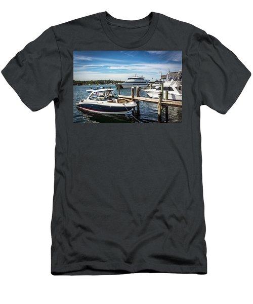 Marthas Vineyard Series 7631 Men's T-Shirt (Athletic Fit)