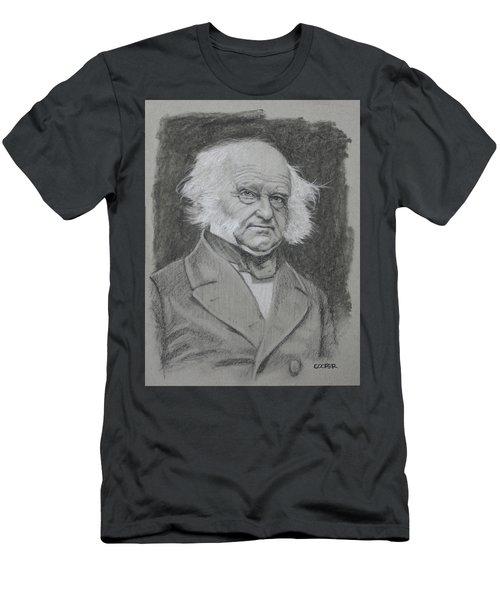 Martin Van Buren Men's T-Shirt (Athletic Fit)