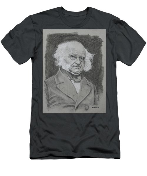 Martin Van Buren Men's T-Shirt (Athletic Fit)