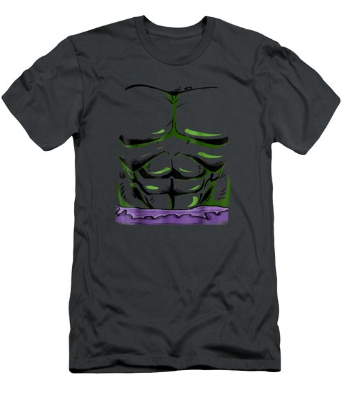 Marvel Incredible Hulk Halloween Costume Graphic T-shirt Men's T-Shirt (Athletic Fit)