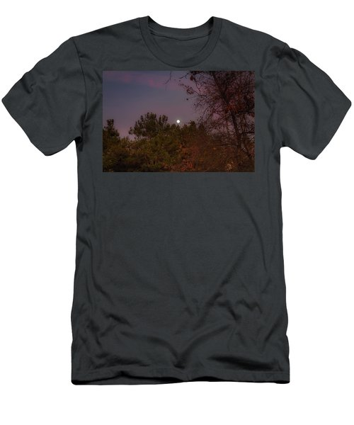 Marvelous Moonrise Men's T-Shirt (Athletic Fit)