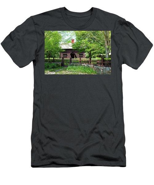 Matthew Whipple House Men's T-Shirt (Athletic Fit)