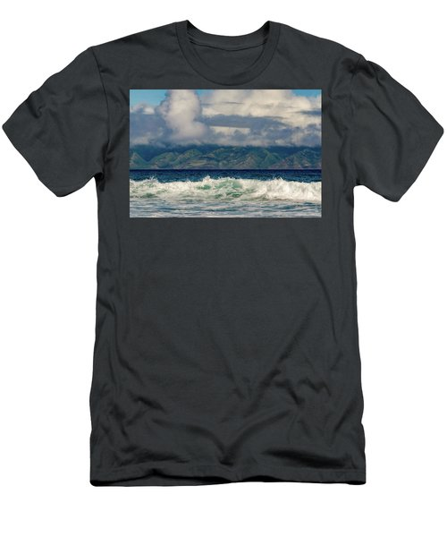 Maui Breakers II Men's T-Shirt (Athletic Fit)