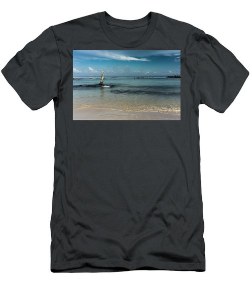 Mayan Shore 3 Men's T-Shirt (Athletic Fit)