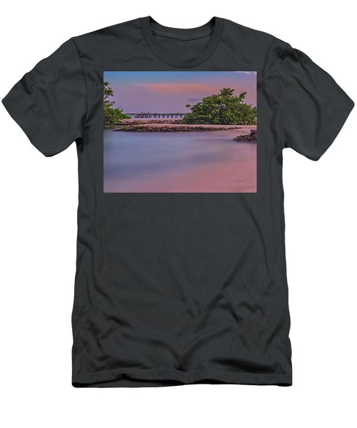 Mayan Shore Men's T-Shirt (Athletic Fit)