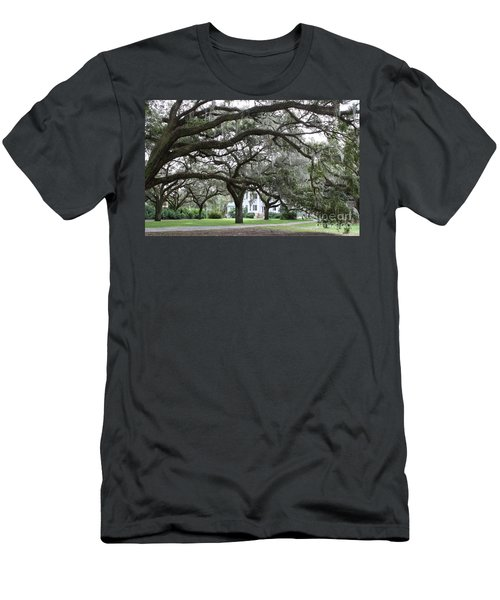 Mcleod Plantation Men's T-Shirt (Athletic Fit)