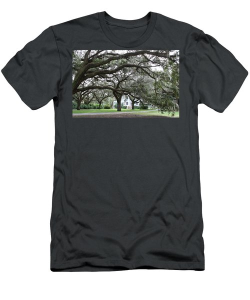 Mcleod Plantation Men's T-Shirt (Athletic Fit)