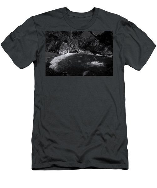 Mcway Falls Men's T-Shirt (Athletic Fit)