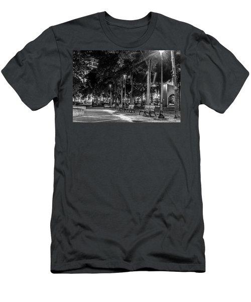 061 - Mears Park Men's T-Shirt (Athletic Fit)