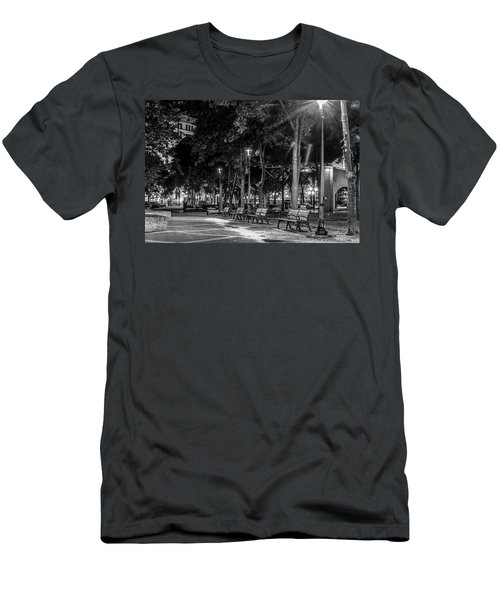 061 - Mears Park Men's T-Shirt (Athletic Fit)