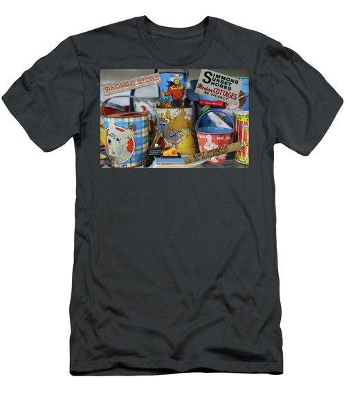 Memories Of Iowa Great Lakes Men's T-Shirt (Athletic Fit)