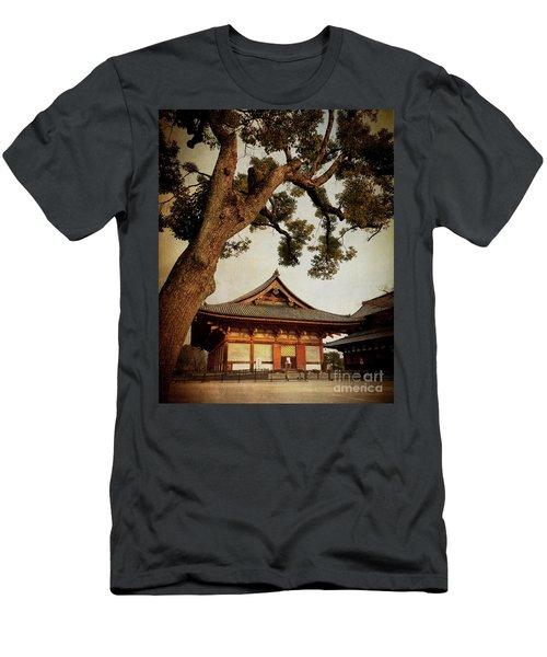 Memories Of Japan 3 Men's T-Shirt (Athletic Fit)