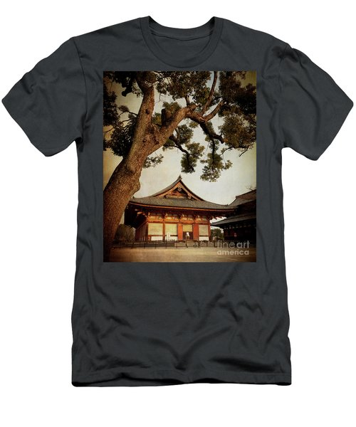 Memories Of Japan 3 Men's T-Shirt (Athletic Fit)