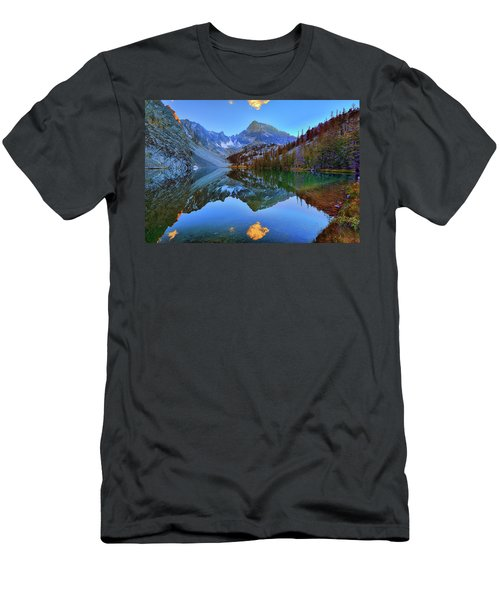 Merriam Mirror Men's T-Shirt (Athletic Fit)