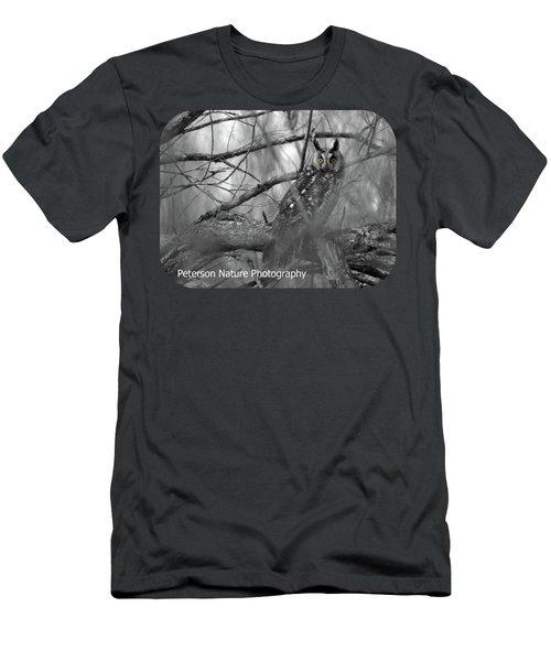 Mesmerizing Eyes Men's T-Shirt (Athletic Fit)