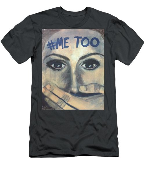 #me_too Men's T-Shirt (Athletic Fit)