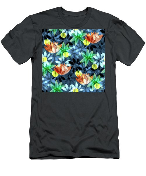 Midnight Forest, 2016 Men's T-Shirt (Athletic Fit)