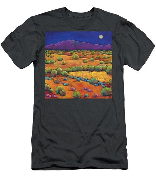Midnight Sagebrush Men's T-Shirt (Athletic Fit)