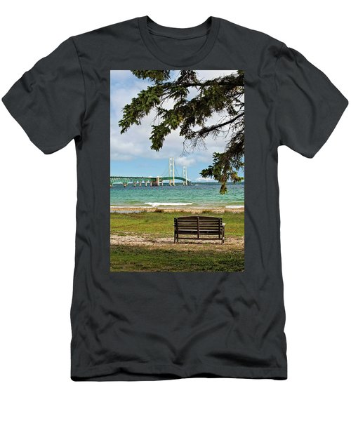 Mighty Mac Men's T-Shirt (Athletic Fit)