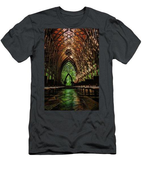 Mildred B. Cooper Memorial Chapel Men's T-Shirt (Athletic Fit)