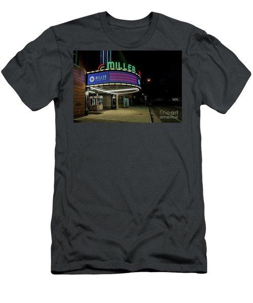 Miller Theater Augusta Ga 2 Men's T-Shirt (Athletic Fit)