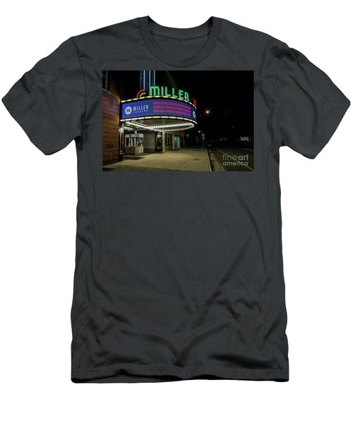 Miller Theater Augusta Ga 2 Men's T-Shirt (Athletic Fit)