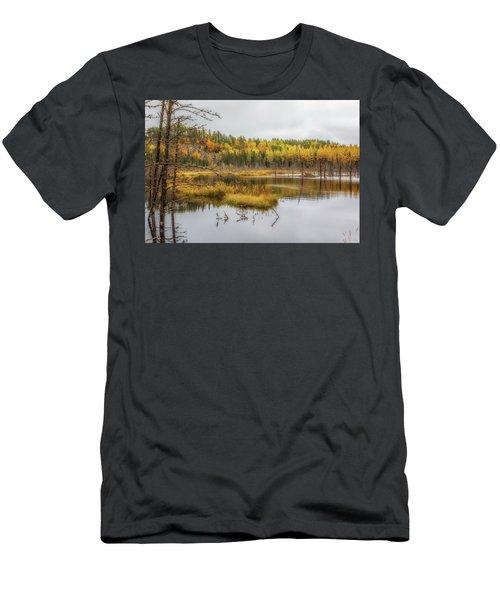Minnesota Gold Men's T-Shirt (Athletic Fit)