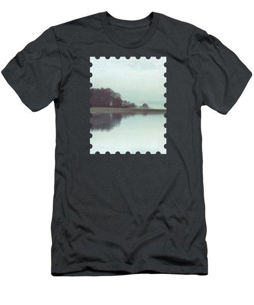 Mirror - Landscape Reflection Men's T-Shirt (Athletic Fit)