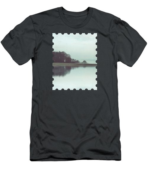 Mirror - Landscape Reflection Men's T-Shirt (Athletic Fit)