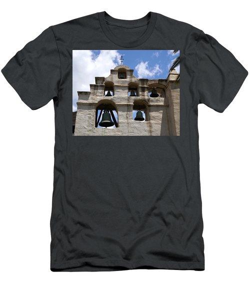 Mission Bells Men's T-Shirt (Athletic Fit)