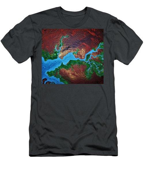 Mission River Men's T-Shirt (Athletic Fit)