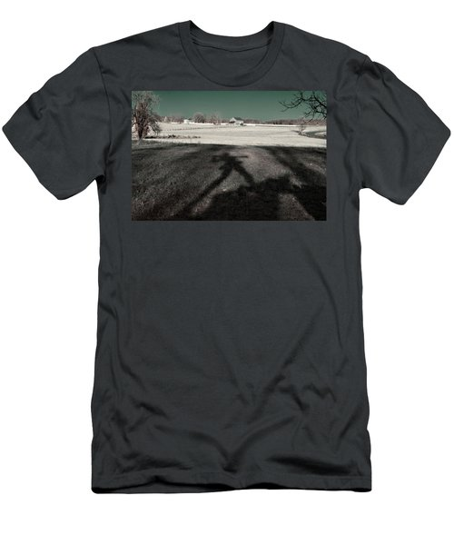 Mississippi Shadow Men's T-Shirt (Athletic Fit)