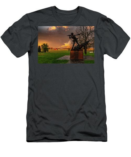 Mississippi Storm Men's T-Shirt (Athletic Fit)