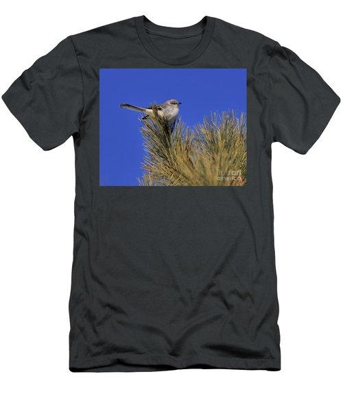 Mockingbird In White Pine Men's T-Shirt (Athletic Fit)