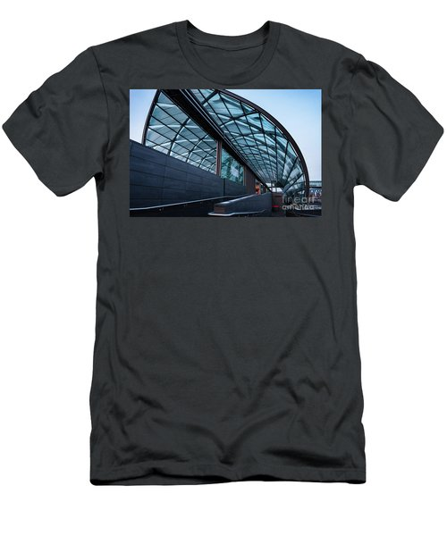 Modern Architecture Shell Men's T-Shirt (Athletic Fit)