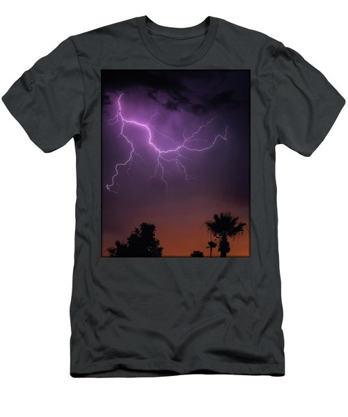 Monsoon Sunset 2019 Men's T-Shirt (Athletic Fit)