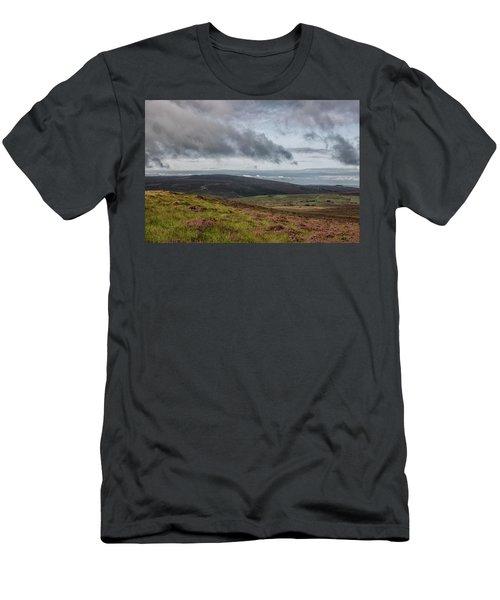 Moody Peak District Men's T-Shirt (Athletic Fit)
