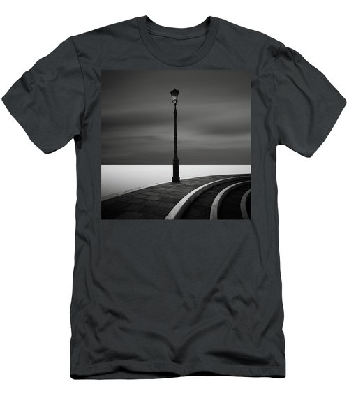 Moonlight, Burano, Italy, 2014 Men's T-Shirt (Athletic Fit)