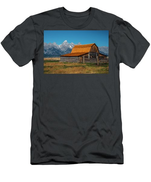 Mormons Barn 3779 Men's T-Shirt (Athletic Fit)