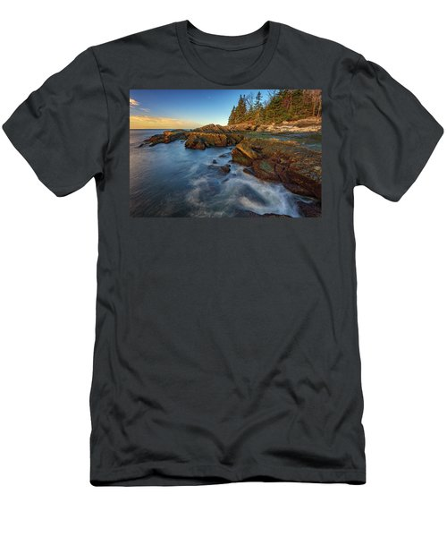 Morning At Leighton Head Men's T-Shirt (Athletic Fit)